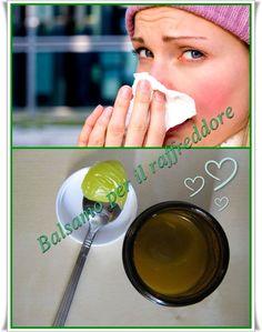 Rimedio super-facile se siete vittime dei malanni stagionali. Occorrono: - 40 gr di olio d'oliva spremuto a freddo - 1 cucchiaio di cera...