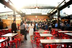 La Birreria @ Eataly, NYC - the food at this place is freaking delicious