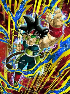 81 Best Bardock images in 2019 | Dragon ball z, Dragon ball