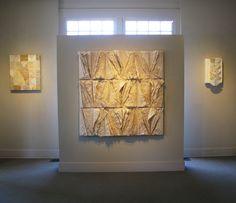 Priscilla Robinson: exhibition of handmade paper