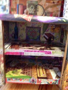 Close up of shelves. Journey 2012, Heart Valves, Love Letters, Shelves, Artwork, Inspiration, Biblical Inspiration, Shelving, Work Of Art