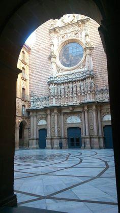Montserrat - prov. Barcelona, Catalunya.