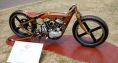 Most Of My Friends Are Into Vintage Harley Bobbers Especially Joe And Machine Matt