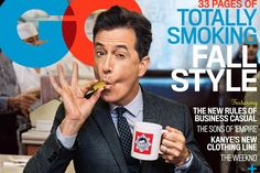 Stephen Colbert on Making The Late Show His Own | GQ