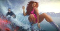 Watch Maroon 5, SZA's Vibrant 'What Lovers Do' Video #headphones #music #headphones