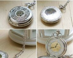 PARA V  4.78 - pieza GRATIS - envio  °°°REVISAR PAGINA°°° Aliexpress.com : Buy 2013 New Arrival Hot Selling Vintage Hollow Flower Pocket Watch Necklace N184 from Reliable necklace necklace suppliers...