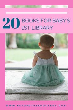Looking for a baby shower gift or planning to get your library ready for your own newborn? Our list of baby's first books will help grow your collection.