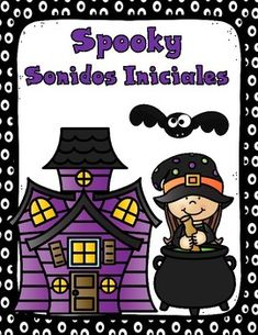 Spooky Sonido Inicial Spooky Spanish Beginning Sounds SLA This is a Halloween Spanish Initial Sound Packet that your kids will love while they learn initial sound. It has a variety of activities. These are hands on and educational literacy centers that are fun and are sure to help your
