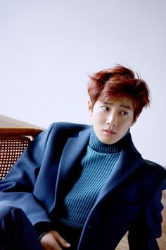 Suho Exo for Star 1 Magazine
