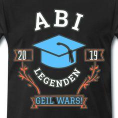 17Shirts Lustige und bunte Kleidung Shops, Mens Tops, T Shirt, Fashion, High School Graduation, Funny, Kleding, Supreme T Shirt, Moda