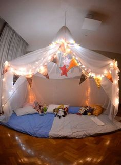 ideas para un pijama party