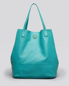 Tory Burch Turquoise Totel