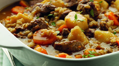 Irish Stew with Barley | Recipes | Yours