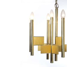 Pendant light by Gaetano Sciolari. Italy 1970   From a unique collection of antique and modern chandeliers and pendants  at http://www.1stdibs.com/furniture/lighting/chandeliers-pendant-lights/