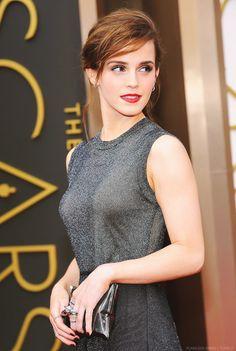 Emma Watson - 86th Annual Academy Awards
