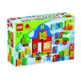 LEGO DUPLO Play with Letters 6051 >>> Details can be found by clicking on the image. (This is an affiliate link) Toys R Us, Lego Gifts, Barbie, Puzzle, Buy Lego, Letter Set, Play To Learn, Toy Store, Rapunzel