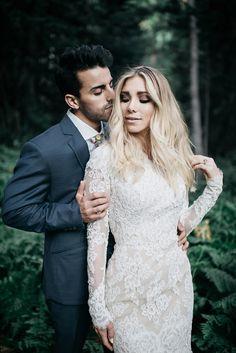 explore tight wedding dresses