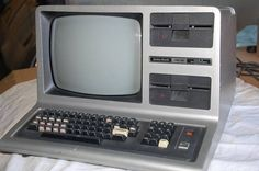 Radio Shack TRS 80 Model III. This is what I used in my 11th grade computer class.