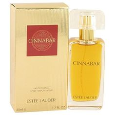 CINNABAR by Estee Lauder Eau De Parfum Spray New Packaging 17 oz for Women  100 Authentic -- Click the image to visit the Amazon website.