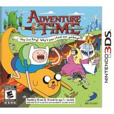 Adventure Time: Hey Ice King! Why�d You Steal Our Garbage? from D3