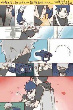 #Itachi #Sasuke #Kakashi