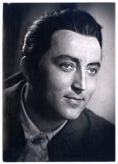 Fritz Wunderlich, German tenor (1930-1966)