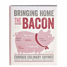 Bringing Home The Bacon - From Lakeland Meant To Be, Bacon, Bring It On, Sayings, Creative, How To Make, Gift Ideas, Home, Recipes