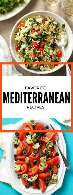 Mediterranean diet recipes food network yummies recipes food 32 meals that will transport you to the mediterranean sea forumfinder Images