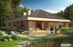 Проект дома 40-96 - Проекты домов и коттеджей, загородное строительство, строительство дома под ключ, построить дом