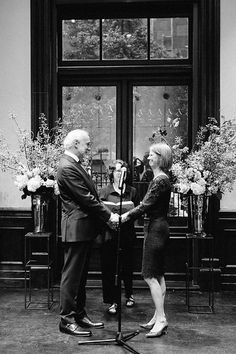 Great Hall Wedding Ceremony by Bluespark Photography