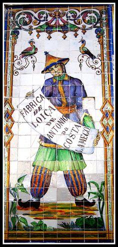 Fábrica de Azulejos Viúva Lamego