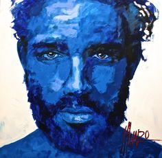 Number: Dimensions: 120 x 120 x 5 cm Price in Rand: Men Of Courage, South African Artists, Number, Inspirational, Portrait, Face, Painting, Headshot Photography, Men Portrait