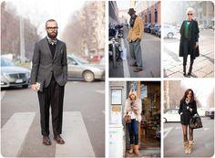 Street Style—Stockholm