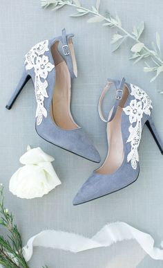 59 High fashion wedding shoes that will never go out of style - bridal shoes ,nu. 59 High fashion wedding shoes that will never go out of style - bridal shoes ,nude wedding shoes, high heel wedding shoe. Bridal Heels, Wedding Shoes Heels, Bride Shoes, Blue Bridal Shoes, Diy Lace Heels, Cinderella Wedding Shoes, Pump Shoes, Shoe Boots, Pumps