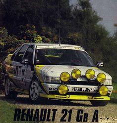 21 turbo Gr. A JM Rats...
