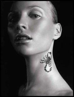 30 Best Sexy Scorpio Tattoo Ideas For All- Men, Women, Girls | MyMagicMix