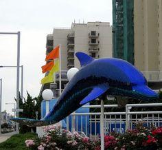 Virginia Beach: The Dolphin City