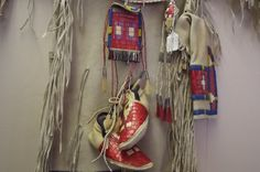 quilled native american | Girl's Quilled Buckskin Dress – eBay Find of the Week