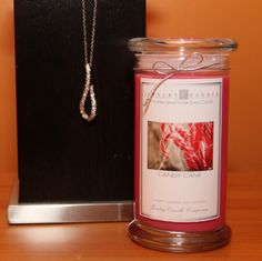 Candy Cane, Jewelry Candles - Sarah Griggs