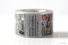 MT masking tape series english newspaper washi tape in size 30mm×10m  made in Japan  MTEX1P53 $8.00