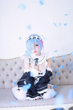 Cosplays Rem (レム) Re:Zero kara Hajimeru Isekai Seikatsu - Taringa! Asian Cosplay, Cosplay Girls, Re Zero, Another World, Kara, Manga Anime, Harajuku, My Favorite Things, Beauty