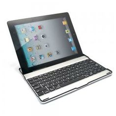 Buy New Generation Built In Bluetooth Aluminum Keyboard Case For Apple ipad 2 3 with six month seller warranty.