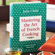 I've started cooking out of this cookbook. It requires multi-tasking and patience.  Plus a little extra cash because  the ingredients can be a bit pricey.