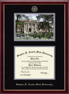WANT!! Still don't have my diploma framed and I've been teaching at SWE for seven years...