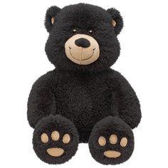 16 in. Midnight Teddy - Build-A-Bear Workshop US