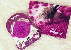 Pennelli+puliti+con+il+Palmat+Practk!