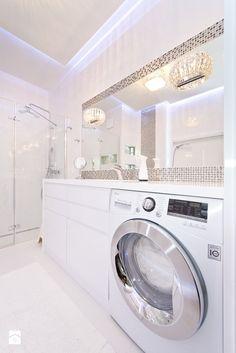 Malaga, Washing Machine, Laundry, Home Appliances, Bathroom, House, Home Decor, Design, Interiors