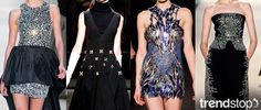 Fall Winter 2014-15, Premium Magpie a key trend theme, women's apparel and accessories, runway 2