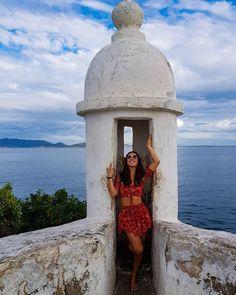 Voltei pra Colômbia? Não! Esse é o Forte de São Mateus em Cabo Frio! Beach Photography, Creative Photography, Travel Photography, Photos Tumblr, Instagram Blog, Vacation Pictures, Traveling With Baby, Beach Pool, Outfit Of The Day