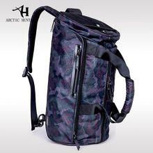 ARCTIC HUNTER Travel Bag Male Hand Big Capacity Shoulder Bag Men's Short Luggage Bag Fashion Style High Quality Camouflage //FREE Shipping Worldwide //